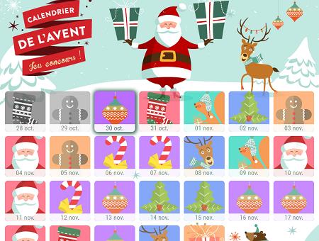 Image Calendrier De L Avent.Organisez Un Concours Calendrier De L Avent Pour Noel